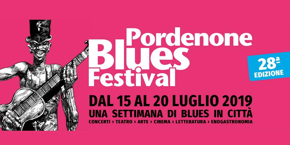 Pordenone Blues Festival 2019