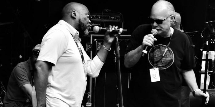 Leon Beal e Curtis Salgado - Porretta Soul Festival 2019