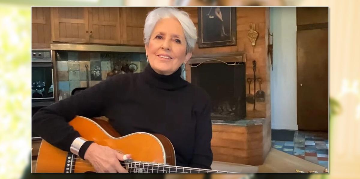 Joan Baez canta Giani Morandi
