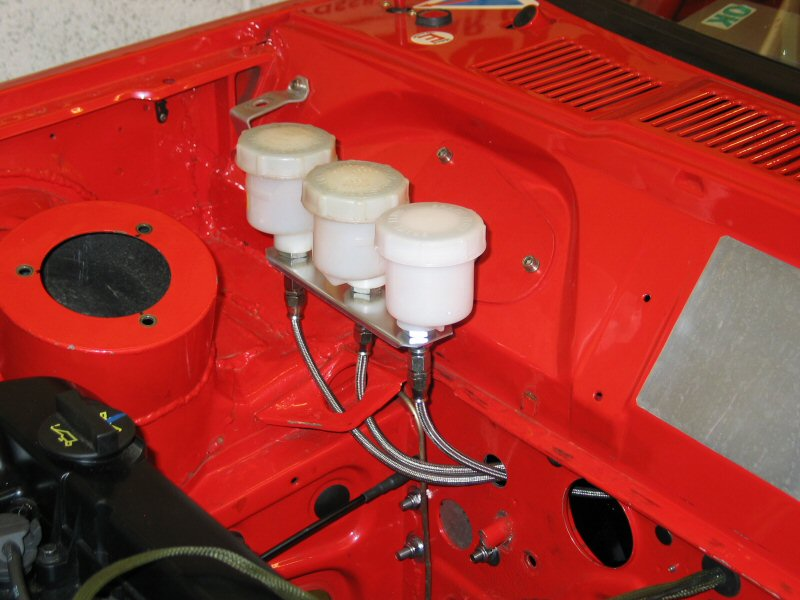 Grahambs Mk1 Fiesta XR2 Duratec HE Hillclimber