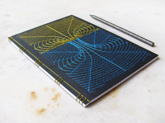 Amazing Notebook Embroidery
