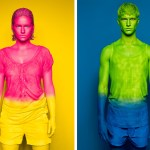 Color Games Series by Julius Ise