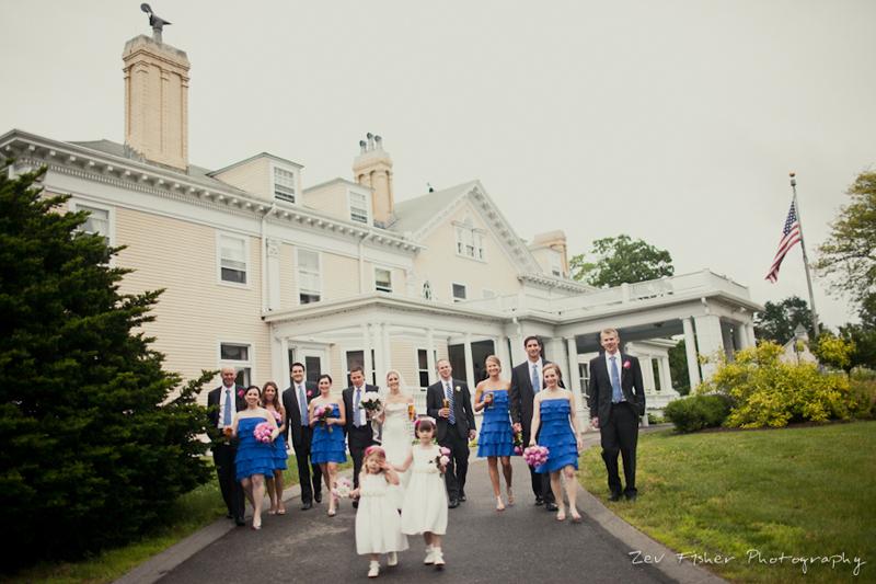 Endicott Estate Wedding Kimberly Amp Taylor Boston