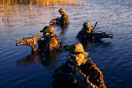 Морским пехотинцам запретят колоть татуировки