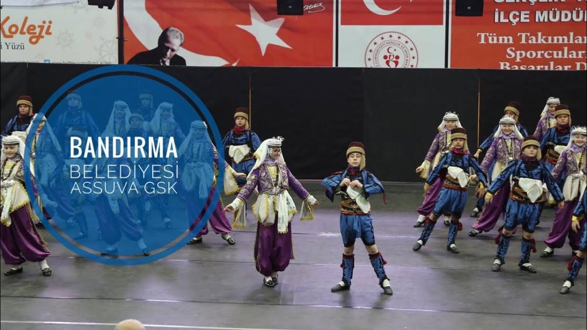 Bandırma Belediyesi Assuva GSK | Yıldızlar Düzenlemeli | 2019 THOF İzmir Grup