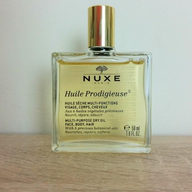 Nuxe Multi-Purpose Dry Oil