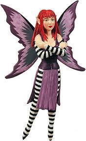 """Amy Brown's Fairy Diva """"Stubborn"""""""