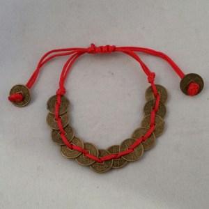 money or wealth bracelet to bring in abundance