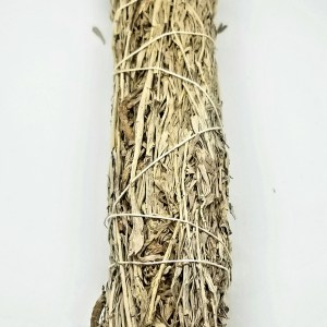 Blue Sage is Also known as Desert Sage. This sage has a floral & herbaceous scent, making It milder than white sage. Blue sage is used in cleansing, purification & healing rituals.It can be used to remove negative energy from spaces and people wanted. Used magically for wisdom & information. Chakra: Throat & Root