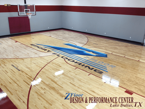 Z Floor Design and Performance Center
