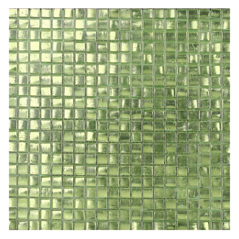 zfgs11 15 green gold glass mosaic