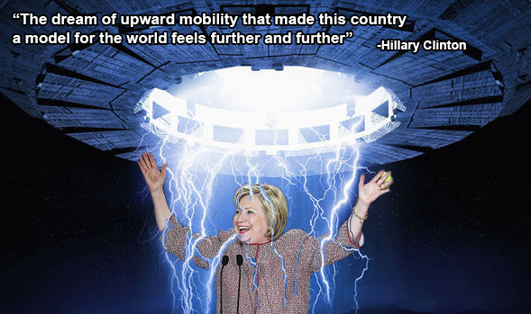 hillary abducted during speech z garlic, famous quotes from politicians election, Hillary Clinton, space alien, lizard people of new york, election hypocrisies, $12495 Armani jacket, richest politician in the world, top 10 wealthy world leaders, Democratic Presidential Nominee, under fire, being abducted, close encounters, area 51, US national debt, 19 trillion dollars, speech about inequality, falling economic mobility, rising inequality statistics, Multi-Trillion-Dollar spacecraft, Hillary's ship, worth more than every single US household income, bridging socioeconomic inequalities, array of statistics, aggregate fraud, Fox News reporter, Twitter, get this country out of a fiscal deficit, US national surplus, first time in 235 years, God forbid someone works hard and buys themselves nice things, Goa'uld inertial propulsion system, Duo-Biogalactic-Timewarp HMS shields, passed down the family generations, heirloom, dream of upward mobility, politicians who are actually space alien lizard people, rich politician fighting for income equality, schools, education, worst Hillary Clinton quotes, things Clinton said, word for word, criticism, rejection, loses presidency to Donald trump, Bernie sanders, voting fraud cases, best political satire, funniest satirical news, best political alien coverage, comedy, Clinton jokes, misha estrin, bill clinton, timewarp, intergalactic travel, future of the earth