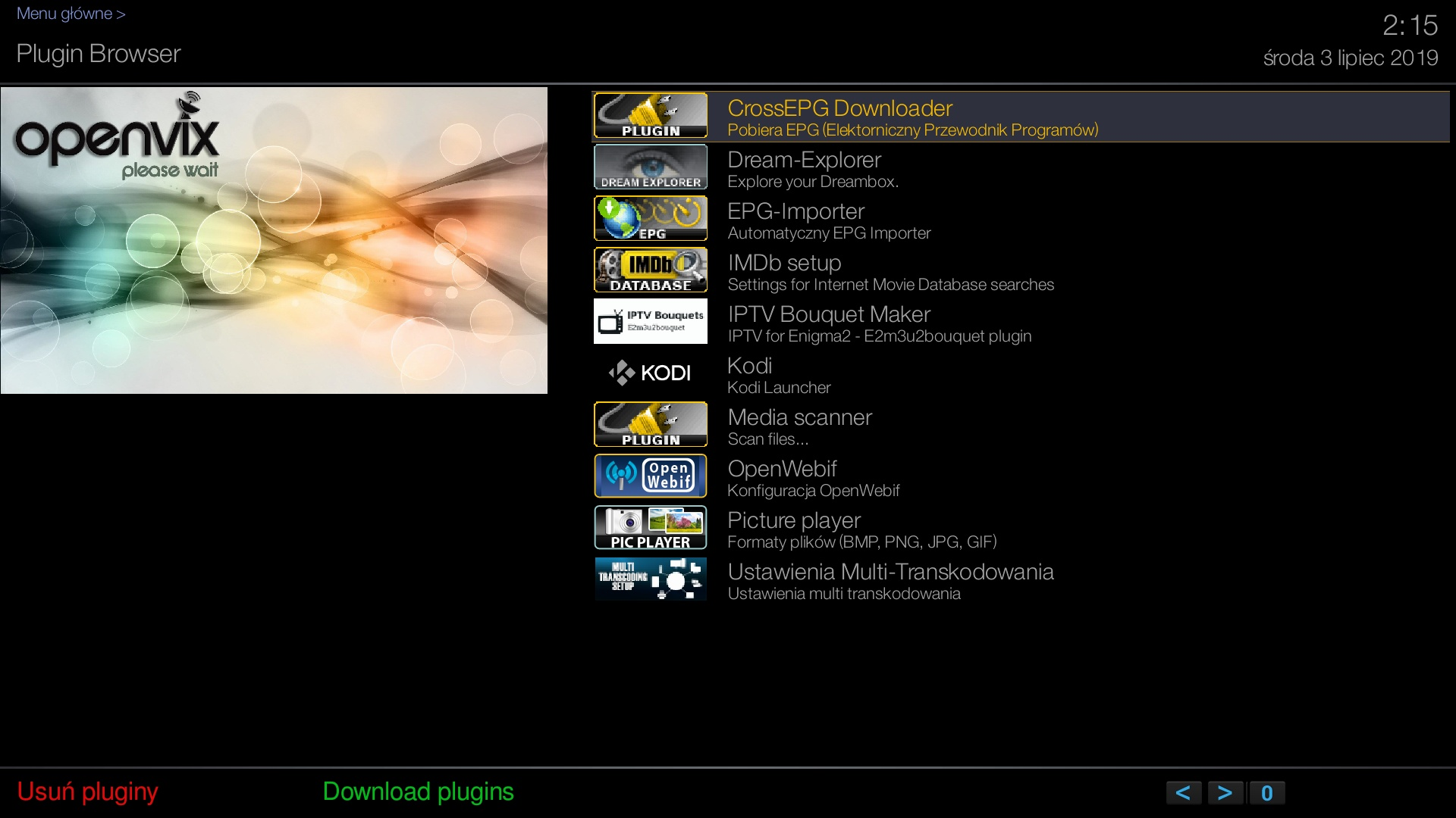 Zgemma H9 combo nowość 8 gb flash