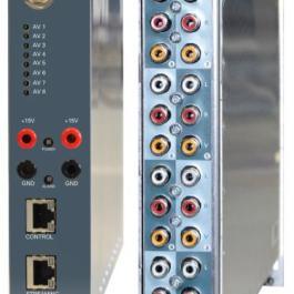 Stacja czołowa ProStreamer 8x SD 1x HD-SDI -> IPTV