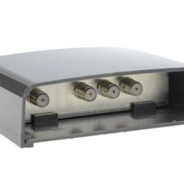 Wzmacniacz AEV MCR86 Radio-UHF-UHF reg. 32 dB