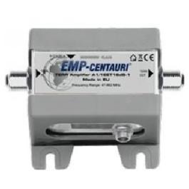 Wzm. liniowy DVB-T 5-12V EMP-centauri 16dB A1/1EET