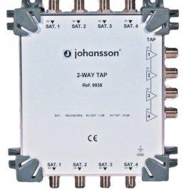 OdgałęŸnik TAP (-10dB) 4 x SAT Johansson 9938