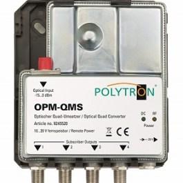 OPM-QMS odbiornik optyczny Quad