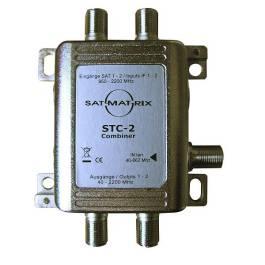 Sumator 3/2 Ankaro (2xSat z DVB-T)