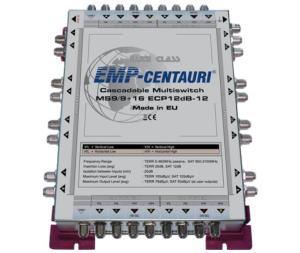 Multiswitch kaskadowy EMP-centauri MS9/9+16ECP12dB