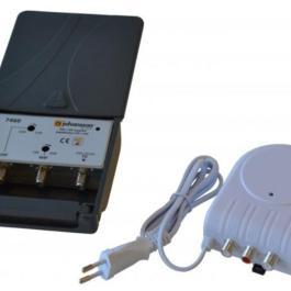 Johansson KIT 24V 7460/2434 UHF+VHF 35dB LTE