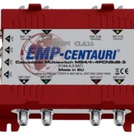 Multiswitch kaskadowy EMP-centauri MS4/4+4PCN 5dB
