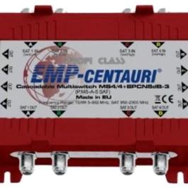 Multiswitch kaskadowy EMP-centauri MS4/4+8PCN 10dB