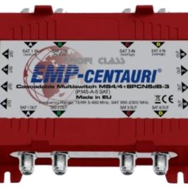 Multiswitch kaskadowy EMP-centauri MS4/4+8PCN 5dB