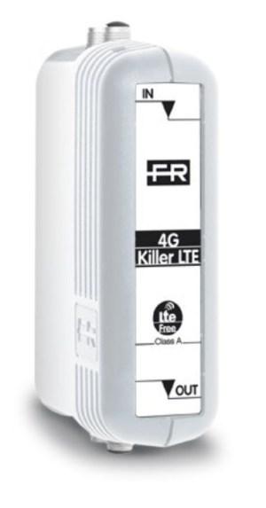 Profesjonalny Filtr LTE 4G Killer Fracarro
