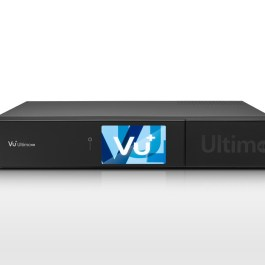 VU+ Ultimo 4K DUAL DVB-S2 FBC