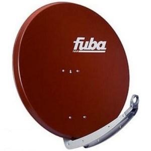 Antena aluminiowa FUBA DAA850 85 cm CZERWONA