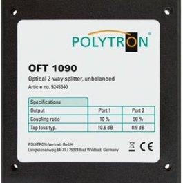 Splitter optyczny asymetryczny POLYTRON OFT 1090