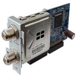 Głowica VU+ DVB-S2 podwójna - Dual Tuner