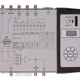 Wzmacniacz Triax TMB 10B WWK FM+VHF+3xUHF