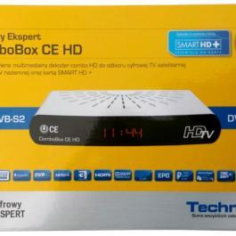usługa SmartHD 1mc z Technisat ComboBox CE HD