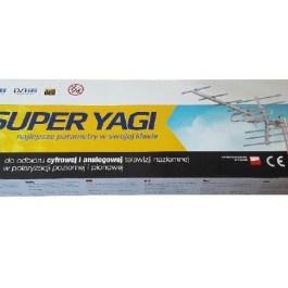 Antena DVB-T Spacetronik Super Yagi pasywna