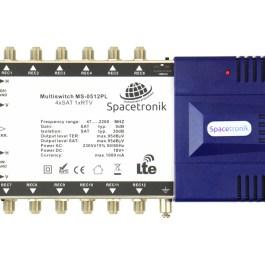 Multiswitch Spacetronik Pro Series MS-0512PL 5/12