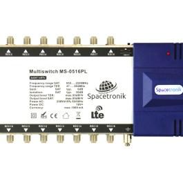 Multiswitch Spacetronik Pro Series MS-0516PL 5/16