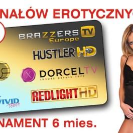 usł. dostępu do kan ELITE HD 5+ 5ch/6m