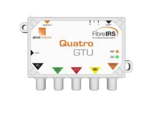 GI-FibreIRS odbiornik optyczny Quatro GTU Mark III