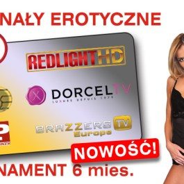 usł. dostępu do kan Dorcel 4+ 4ch/6m VCC6
