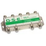Sumator 4 x sat  + terriestal x4 DSE SSC4
