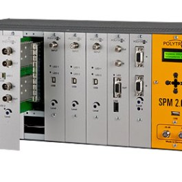 Jednostka bazowa POLYTRON SPM 2000 LAN 10-modułów