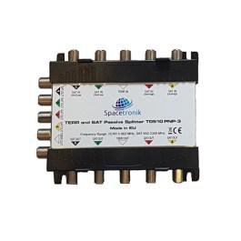RozgałęŸnik/Tap 4xSAT+Terr Spacetronik T0510 PNP-3