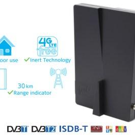 Antena wewnętrzna Funke DSC500 DVB-T/T2 4G LTE