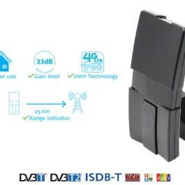 Antena wewnętrzna Funke HOME2.0 DVB-T/T2 4G LTE