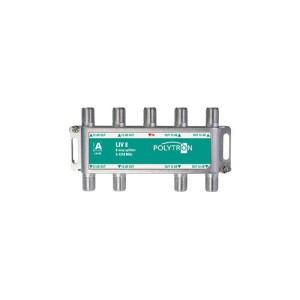 RozgałęŸnik DVB-C 5-1218 MHz LIV 8 Polytron