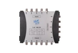 OdgałęŸnik TBL 555 Blue Line, 4 x SAT + TV