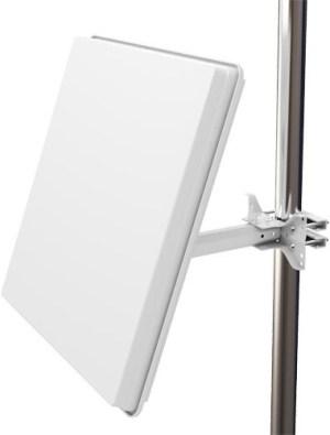 SelfSat H50D2 antena płaska z lnb twin powystawowa