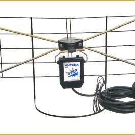 Antena Pokojowa SPACETRONIK ASP-2W GOLD DVB-T